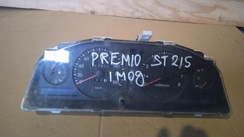 Спидометр Toyota Corona Premio ST215 (б/у)