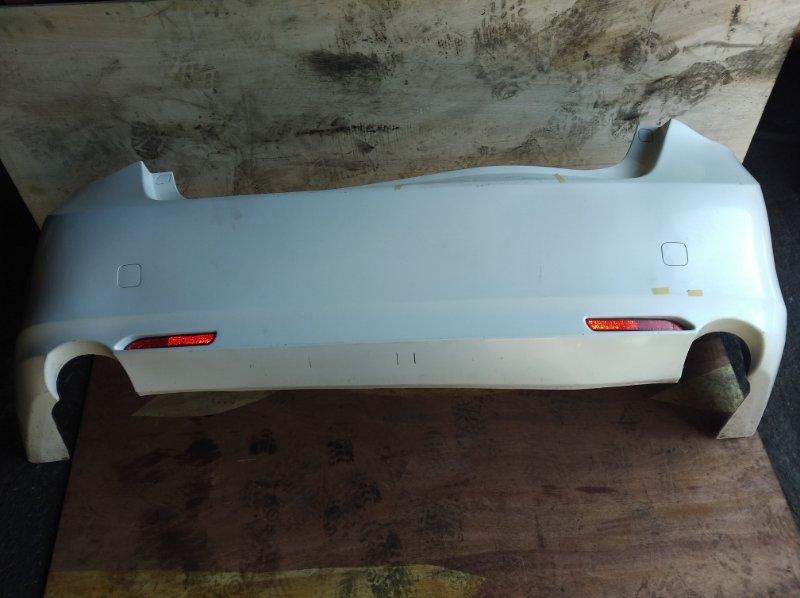 Бампер Toyota Mark X GRX130 задний (б/у)