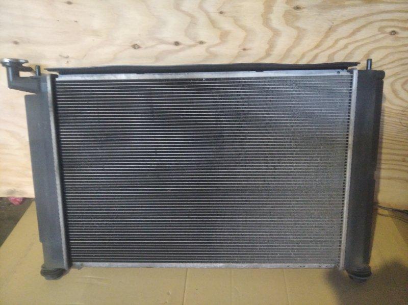 Радиатор охлаждения Toyota Isis ZNM10 1ZZ (б/у)