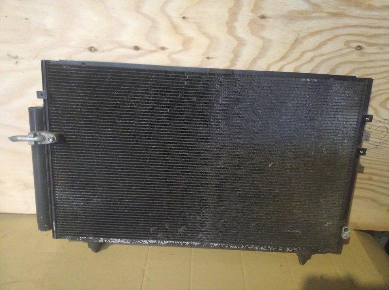 Радиатор кондиционера Toyota Isis ZNM10 1ZZ (б/у)