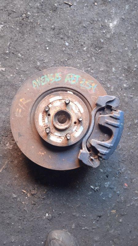 Ступица Toyota Avensis AZT251 передняя правая (б/у)