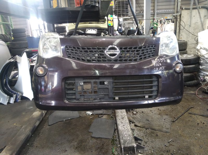 Nose cut Nissan Moco MG33S R06A (б/у)