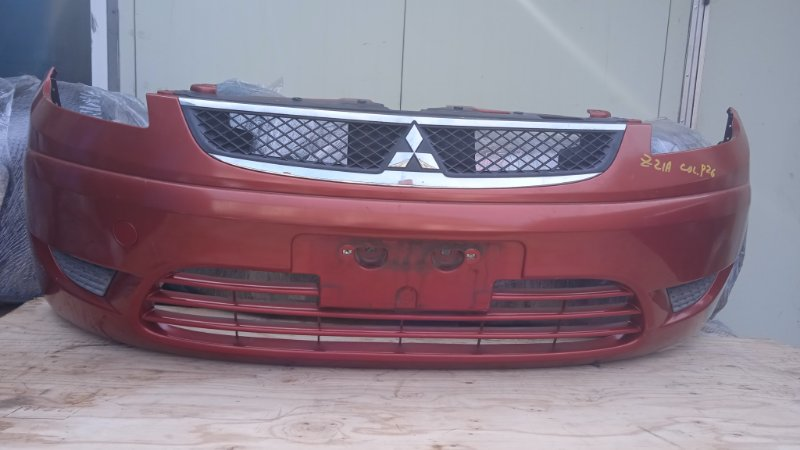 Бампер Mitsubishi Colt Z21A передний (б/у)