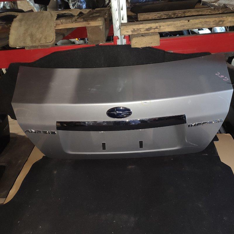 Крышка багажника Subaru Impreza GE2 EL15 (б/у)