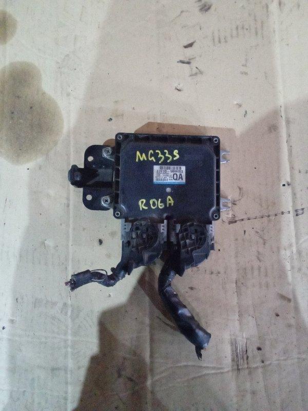 Блок efi Nissan Moco MG33S R06A (б/у)