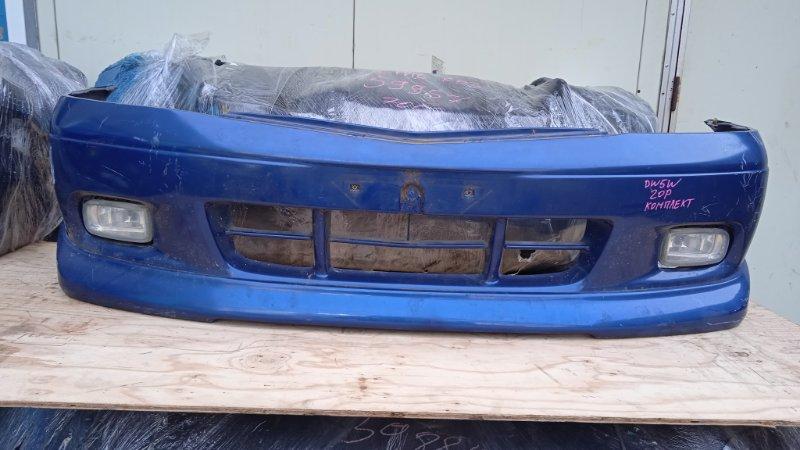 Бампер Mazda Demio DW5W передний (б/у)
