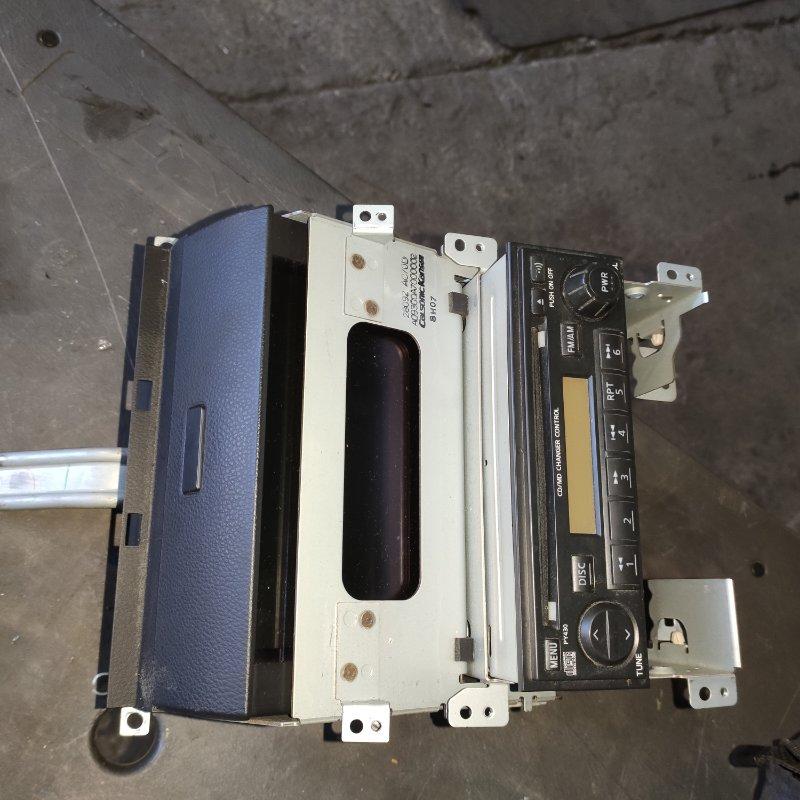 Монитор Nissan Stagea NM35 VQ35 (б/у)