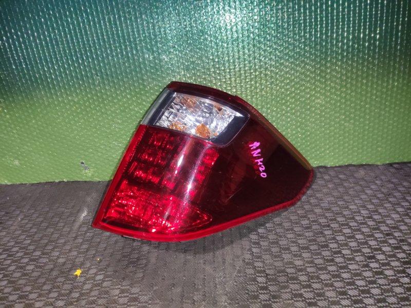 Стоп-сигнал Toyota Alphard ANH20 правый (б/у)