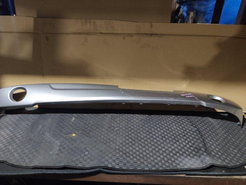 Накладка на бампер Suzuki Hustler MR41S передняя (б/у)