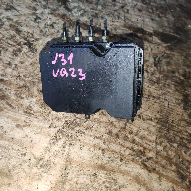 Блок abs Nissan Teana J31 VQ23 (б/у)