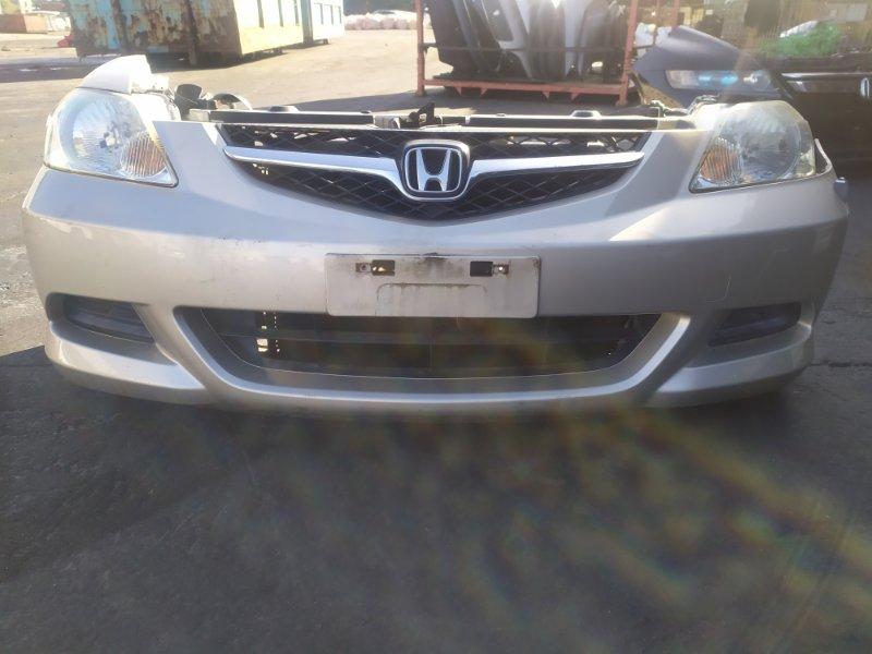 Nose cut Honda Fit Aria GD8 L15A (б/у)