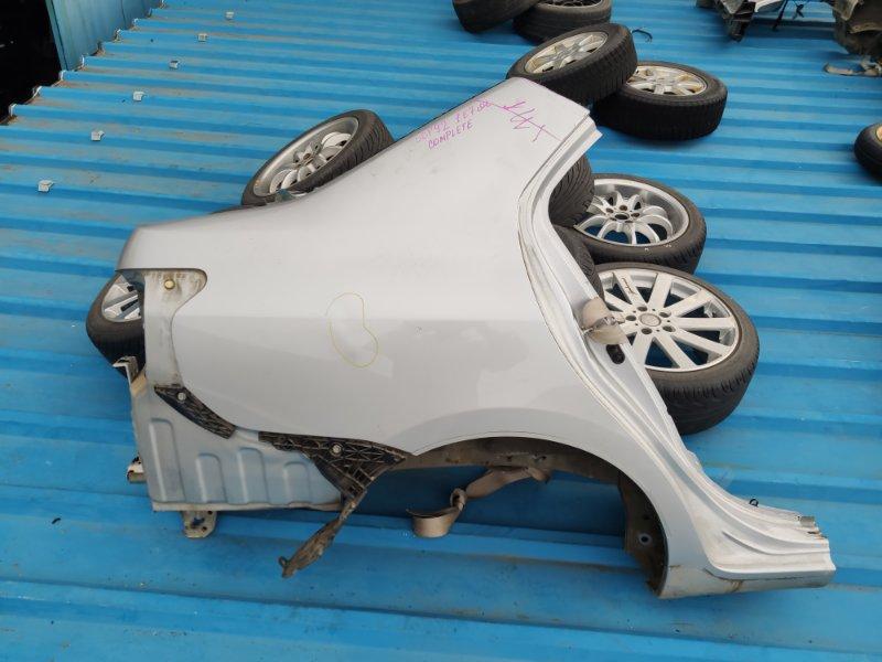 Крыло Toyota Belta SCP92 заднее правое (б/у)