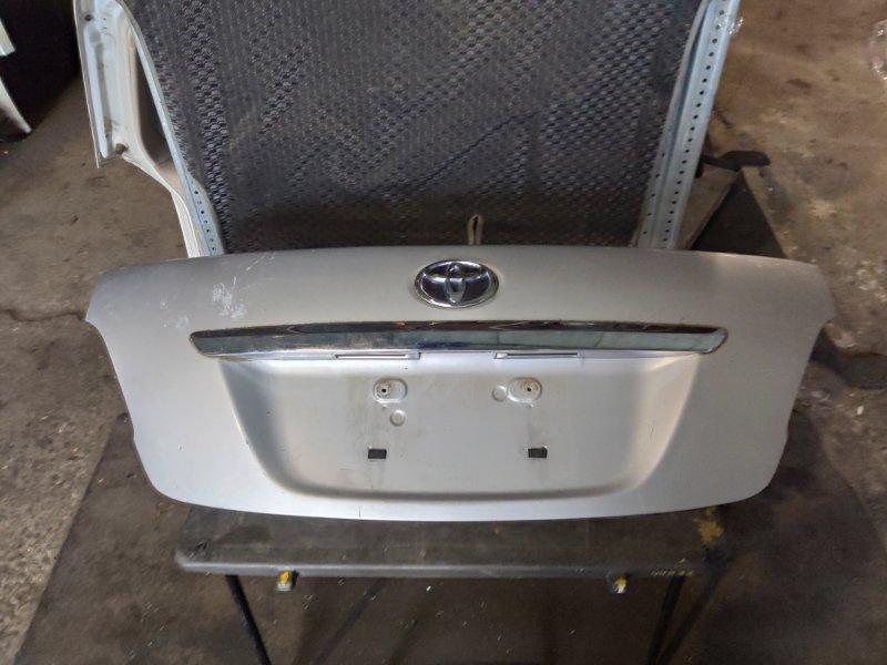Крышка багажника Toyota Belta NCP96 (б/у)