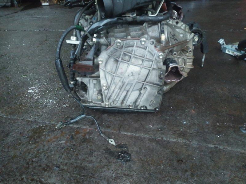 Акпп Toyota Ist NCP61 1NZ (б/у)