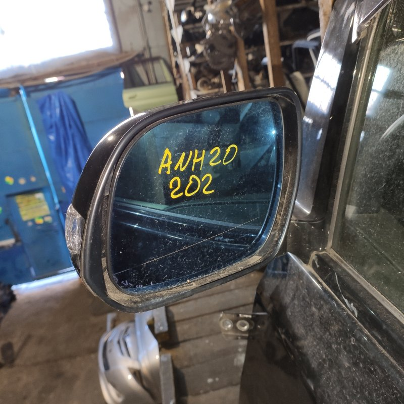 Зеркало Toyota Alphard ANH20 переднее левое (б/у)