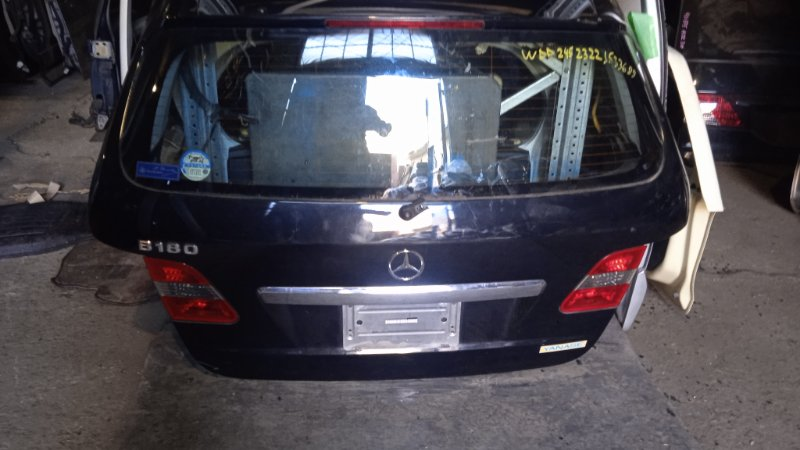 Дверь 5-я Mercedes-Benz B180 WDD2452322J533689 (б/у)