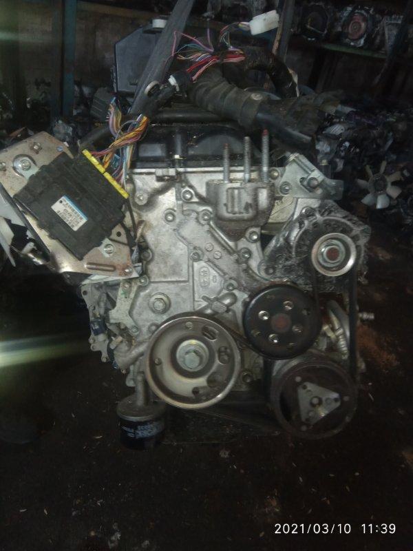 Двигатель Nissan Dayz B21A 3B20 (б/у)
