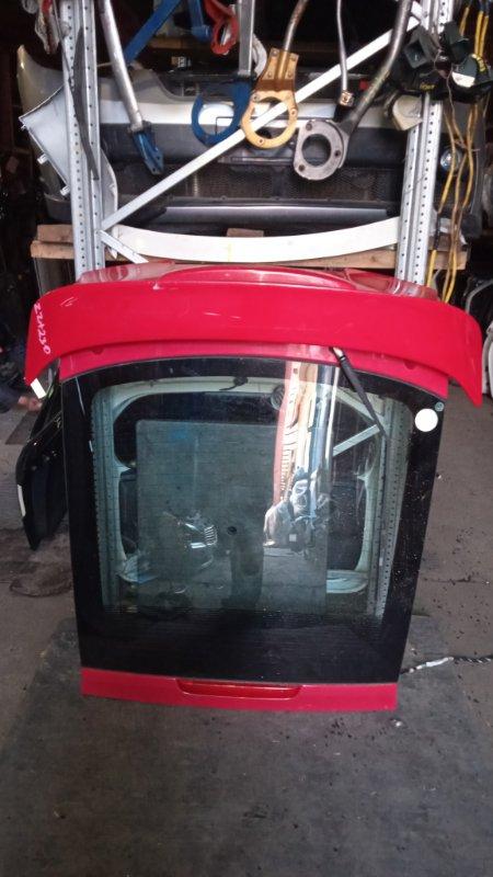 Дверь 5-я Toyota Celica ZZT230 (б/у)