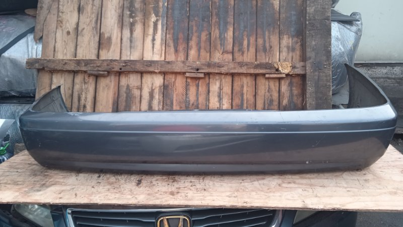 Бампер Nissan Bluebird U14 задний (б/у)