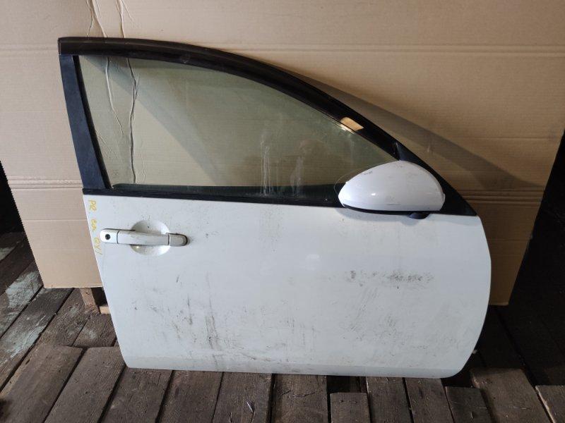 Дверь Nissan Primera P12 передняя правая (б/у)