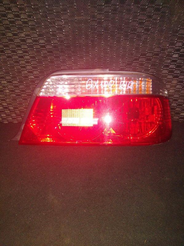 Стоп-сигнал Toyota Chaser GX100 правый (б/у)