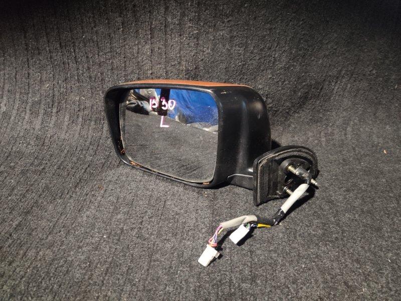 Зеркало Nissan Lafesta B30 левое (б/у)