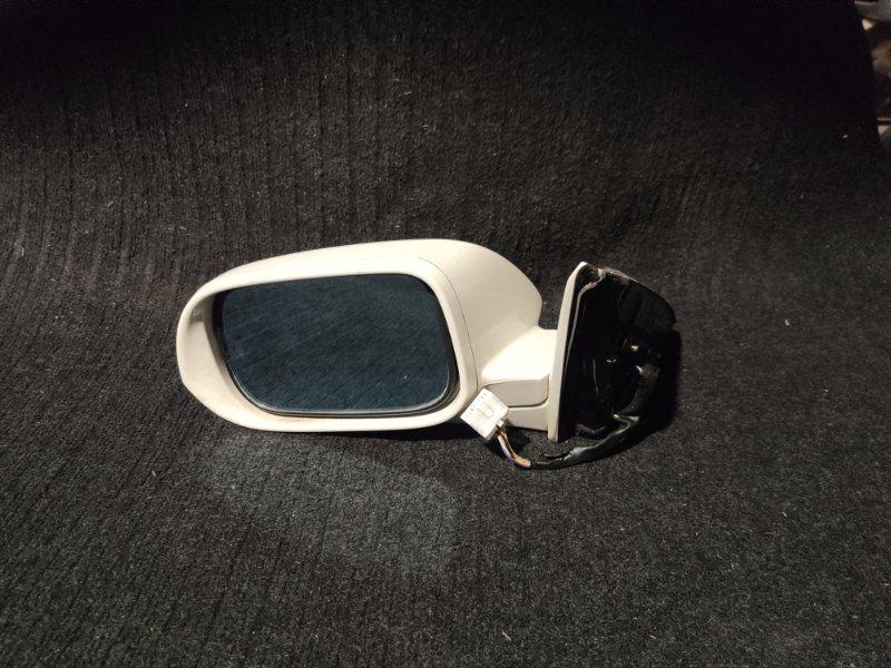 Зеркало Honda Inspire UC1 левое (б/у)
