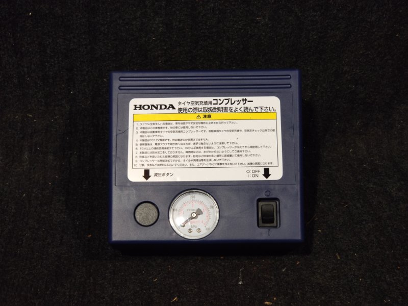 Компрессор для автошин Honda (б/у)