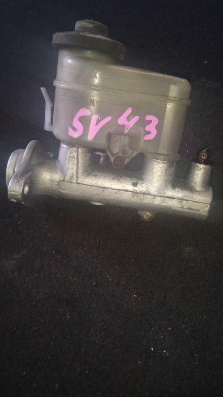 Главный тормозной цилиндр Toyota Camry SV41 3S (б/у)