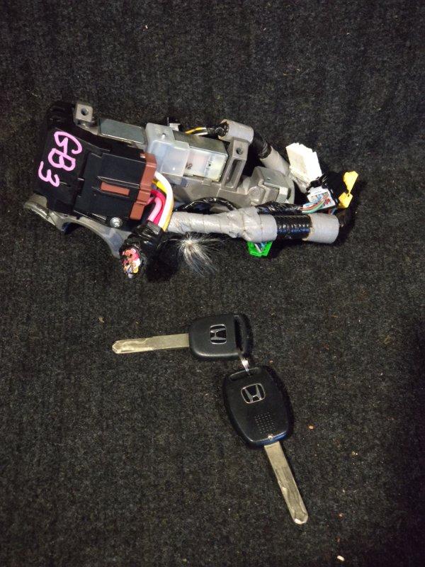Замок зажигания Honda Freed GB3 (б/у)