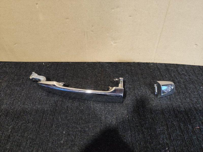 Ручка двери внешняя Toyota Alphard ATH10 задняя левая (б/у)