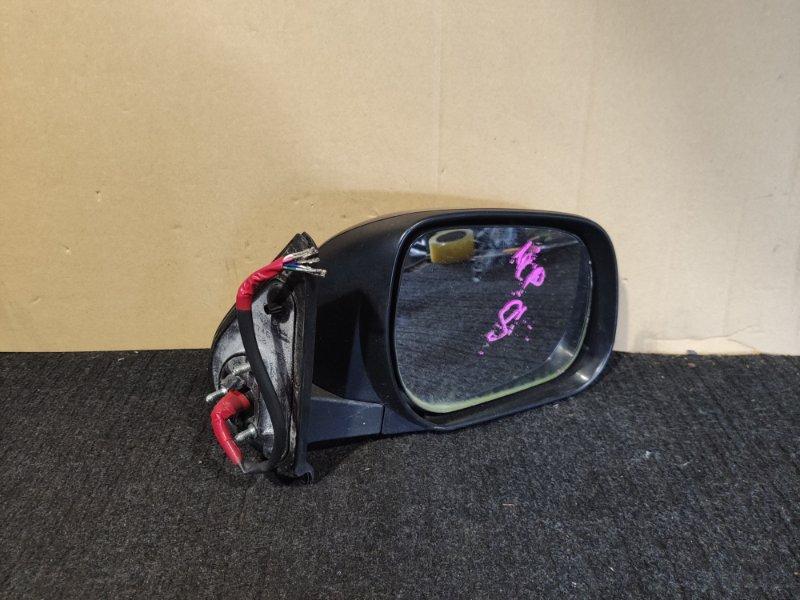 Зеркало Toyota Sienta NCP81 правое (б/у)