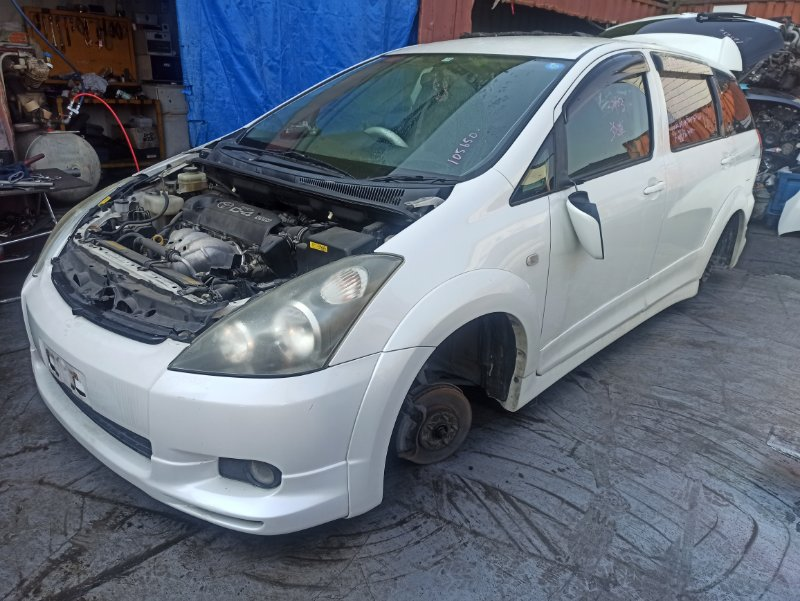 Акпп Toyota Wish ANE11 1AZ FSE (б/у)