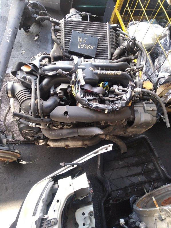 Двигатель Subaru Exiga YA5 EJ205 (б/у)