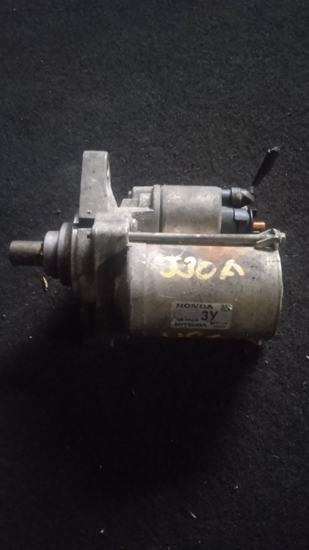 Стартер Honda Inspire UC1 J30A (б/у)