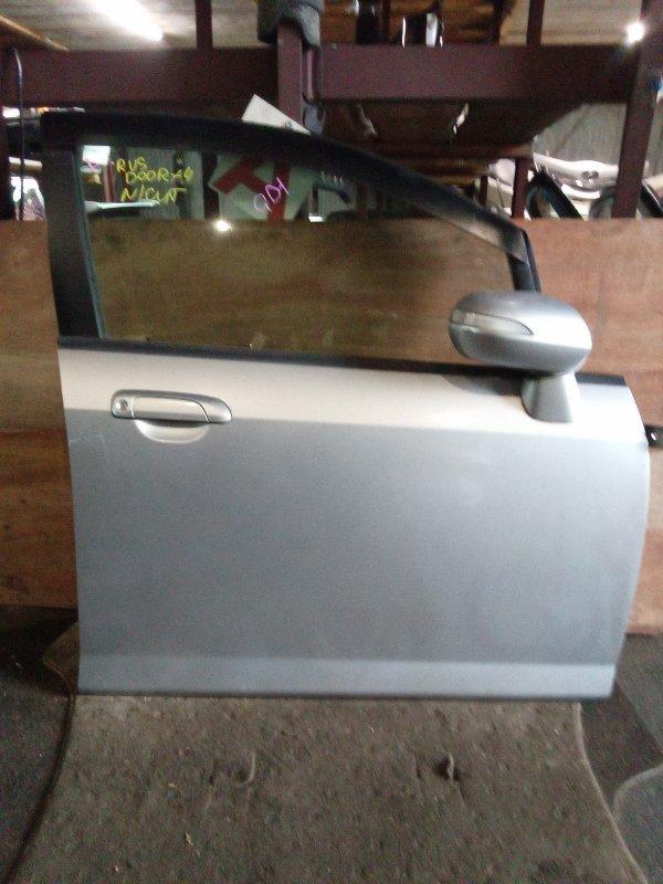 Дверь Honda Fit GD1 передняя правая (б/у)