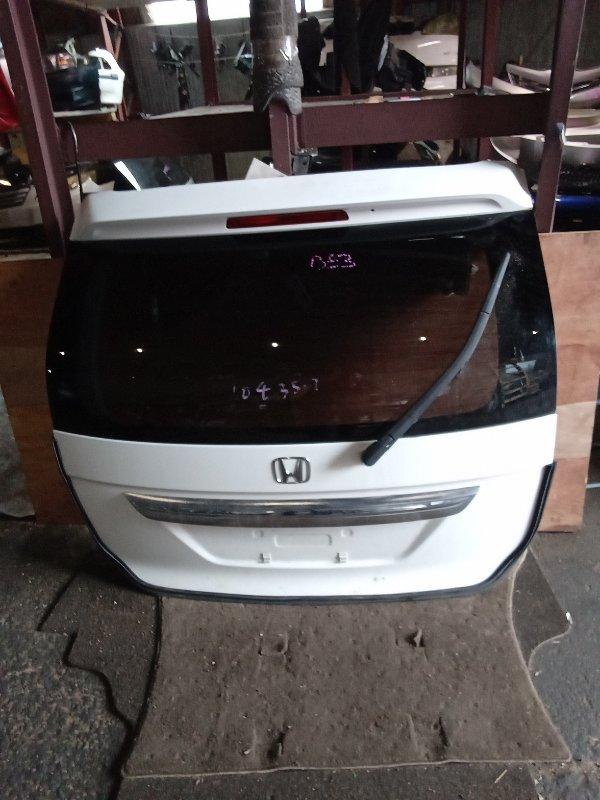Дверь 5-я Honda Edix BE3 задняя (б/у)
