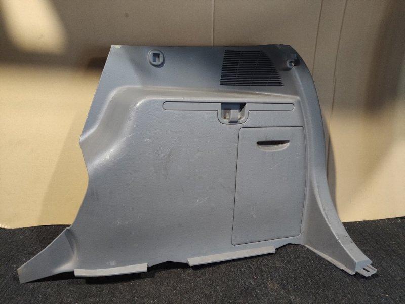 Пластиковая панель обшивки багажника Mazda Demio DY3W правая (б/у)