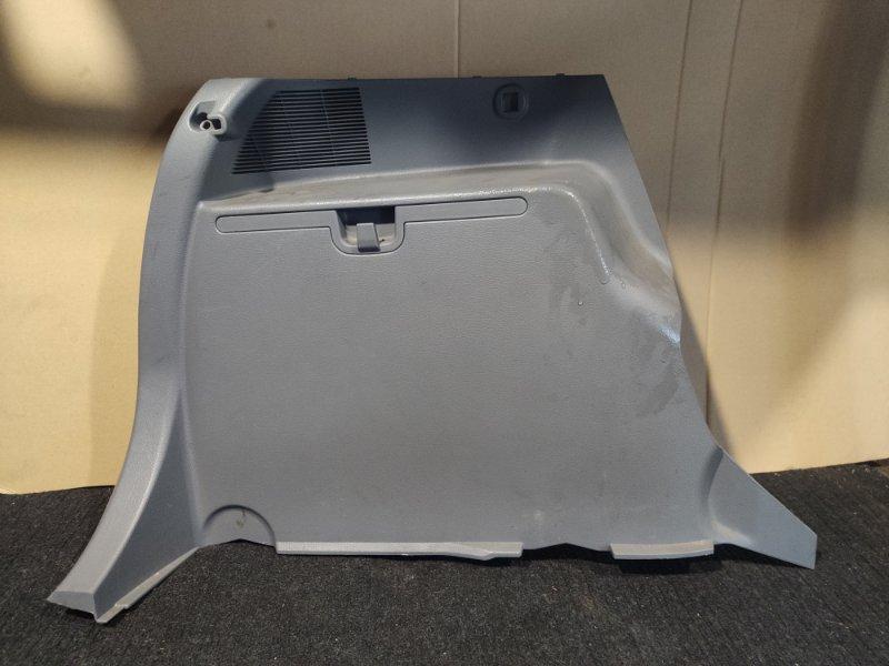 Пластиковая панель обшивки багажника Mazda Demio DY3W левая (б/у)