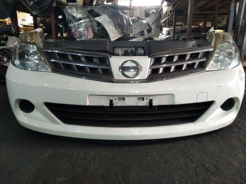 Nose cut Nissan Tiida C11 передний (б/у)
