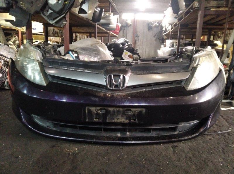 Nose cut Honda Airwave GJ1 передний (б/у)