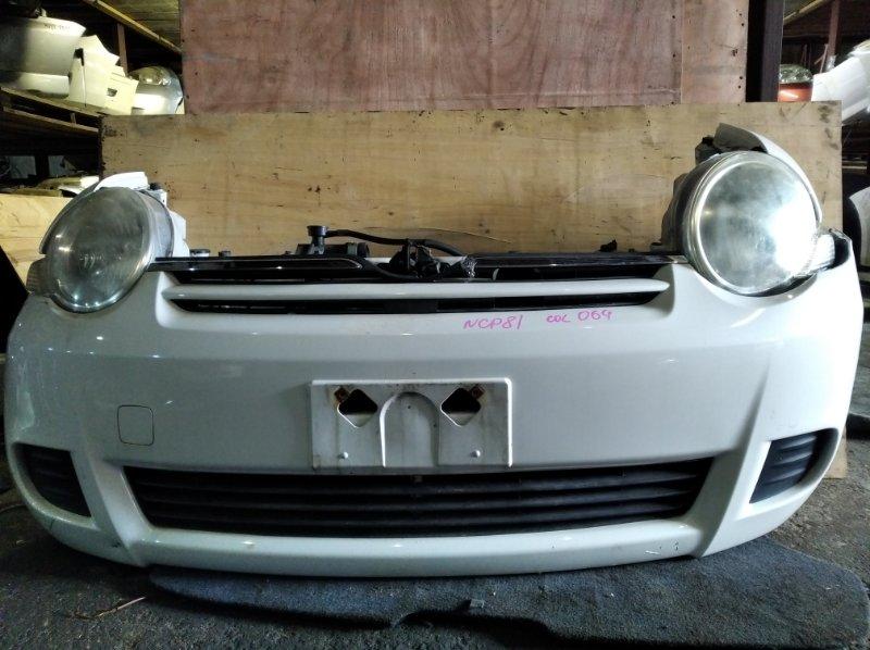 Nose cut Toyota Sienta NCP81 (б/у)