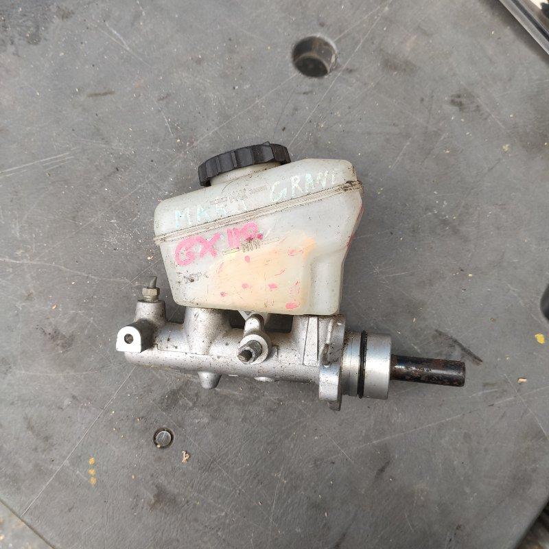 Главный тормозной цилиндр Toyota Mark Ii GX110 1G-BEAMS (б/у)