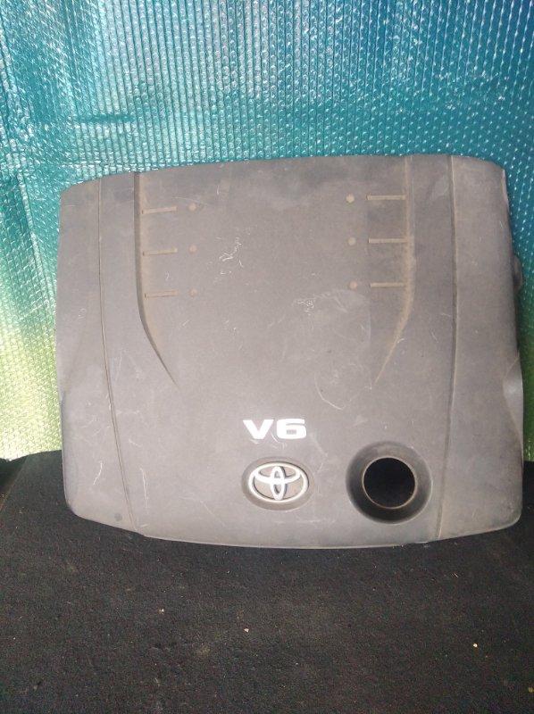 Крышка двс декоративная Toyota Mark X GRX121 2GR (б/у)