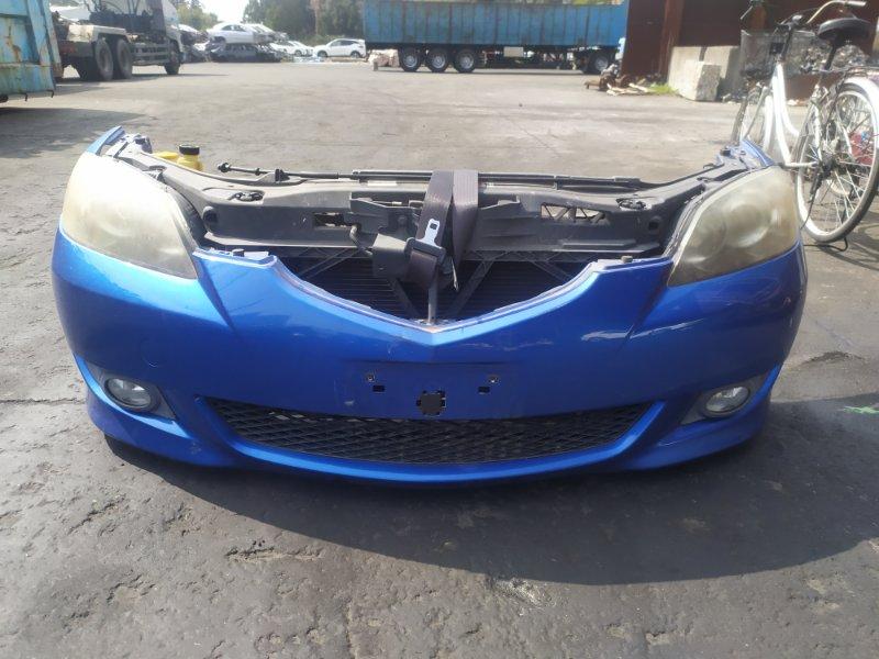 Nose cut Mazda Axela BKEP LFVE (б/у)