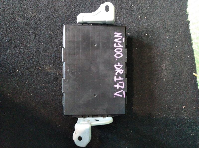 Блок предохранителей Nissan Nv100 Clipper DR17V R06A (б/у)
