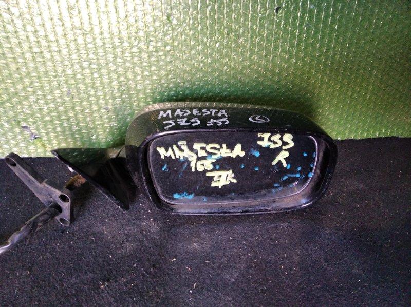 Зеркало Toyota Crown Majesta JZS155 правое (б/у)