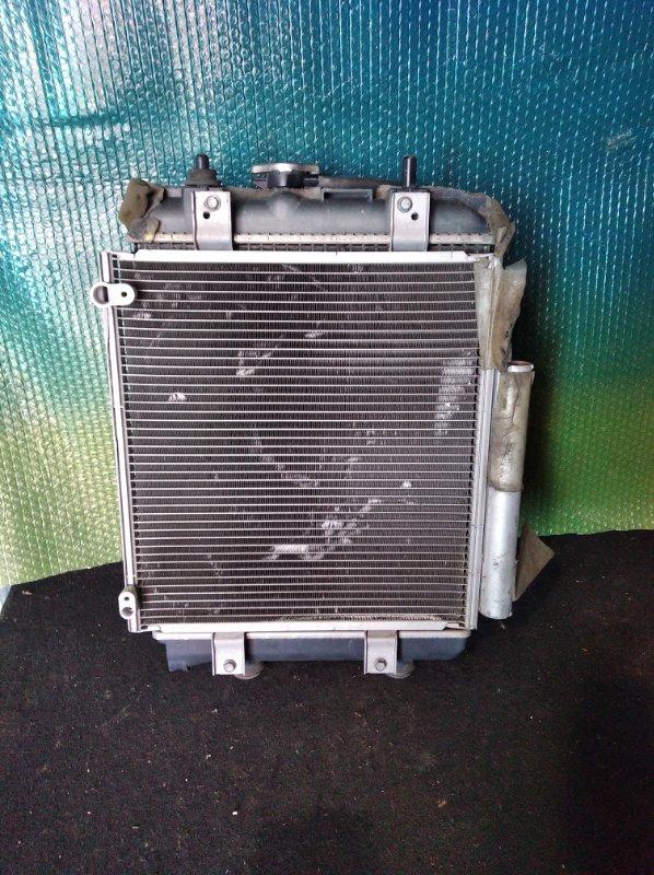 Радиатор охлаждения Toyota Passo KGC30 (б/у)