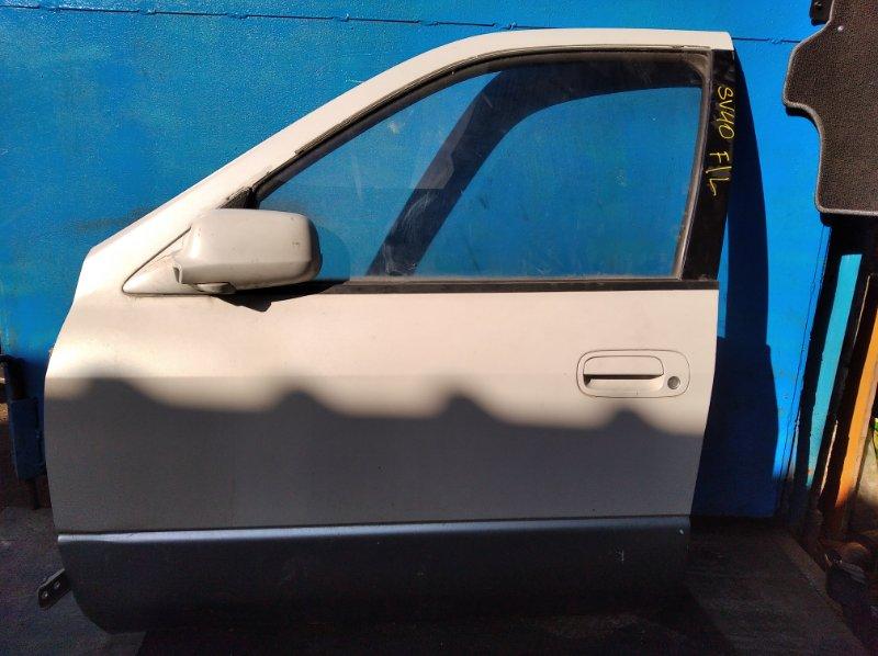 Дверь Toyota Camry SV40 передняя левая (б/у)