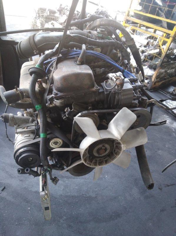 Двигатель Toyota Hiace RZH133 2RZ-E (б/у)